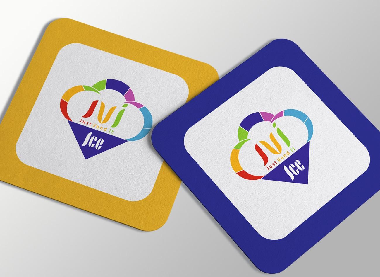 разработика логотипа JVIice 06