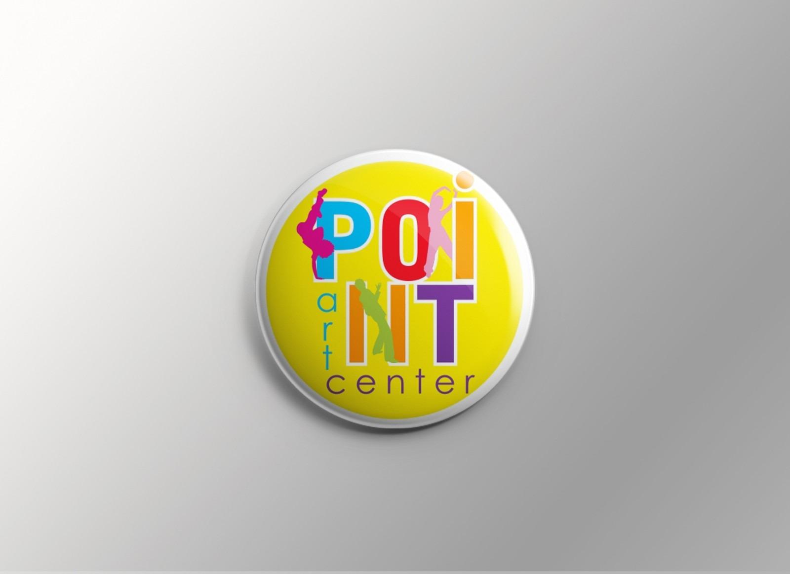 дизайн логотипа POINT 04